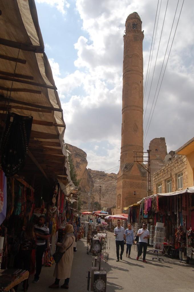 DSC_0036_20170930_Hasankeyf Market_Errizk Minaret
